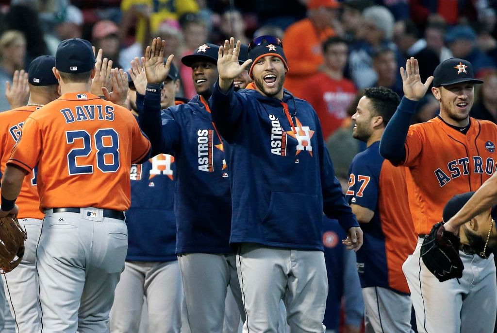 MLB Playoff Preview – American League