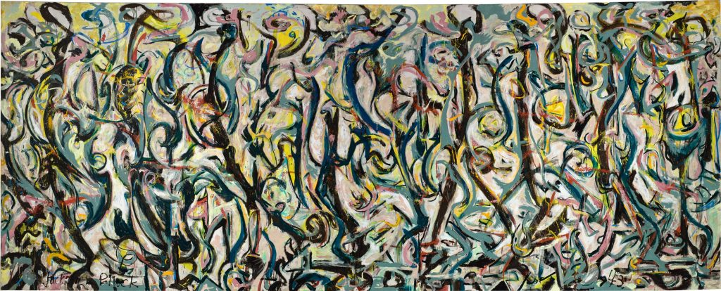 "The National Gallery of Art Contextualizes Jackson Pollock's Masterpiece ""Mural"""