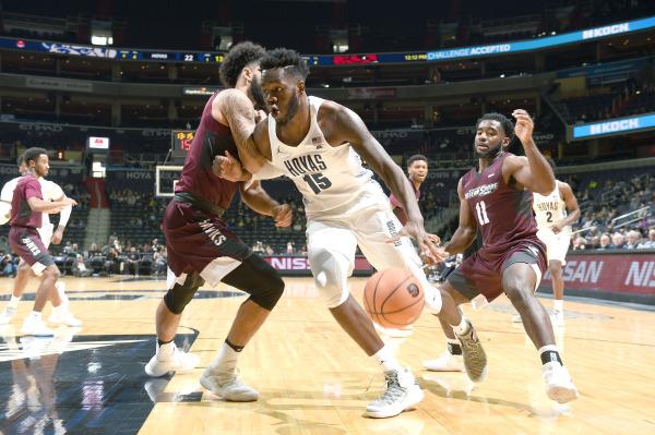 Men's basketball aims to keep perfect season alive at Richmond