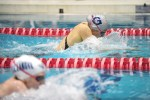 Swimming and diving puts in a strong showing at Bucknell Invite