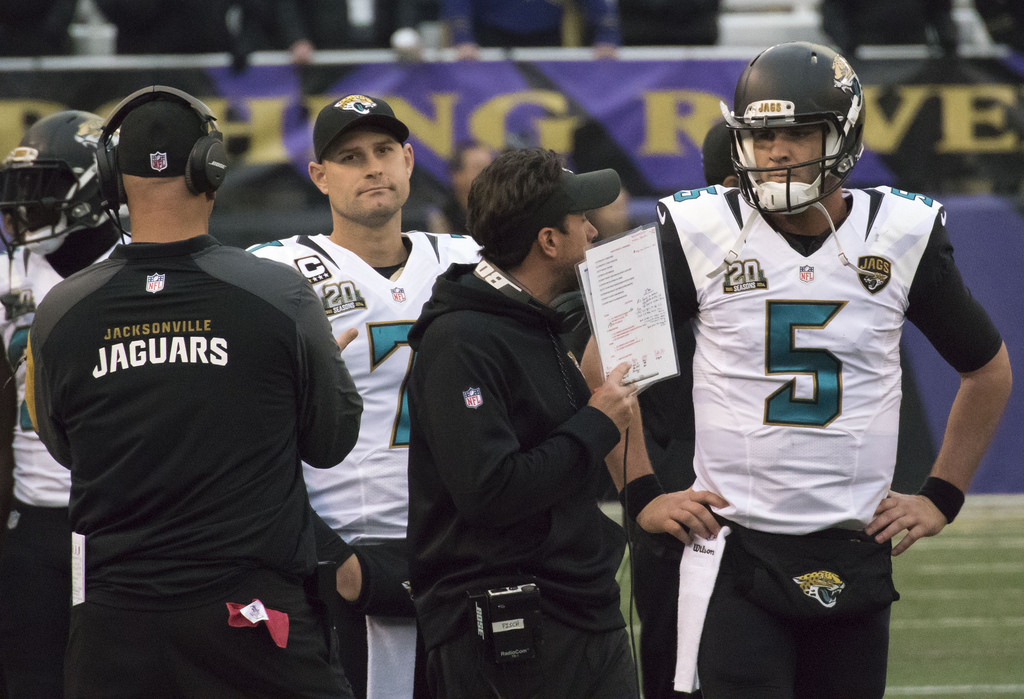 Postseason Heroes: Blake Bortles Edition