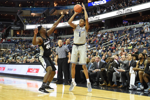Same old, same old: Men's basketball loses eighth straight against Providence
