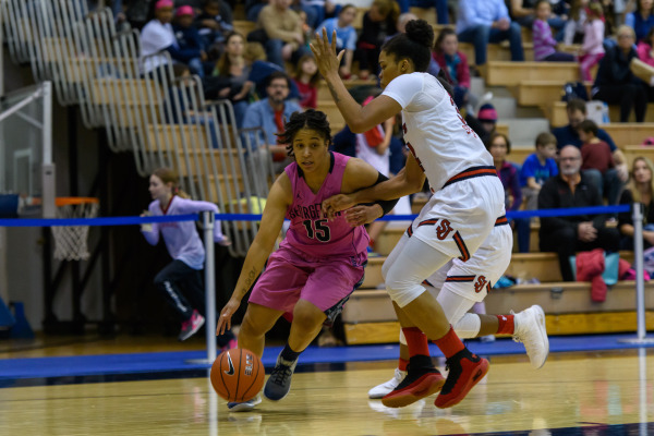 Caught in the storm: Women's basketball falls short of victory against St. John's