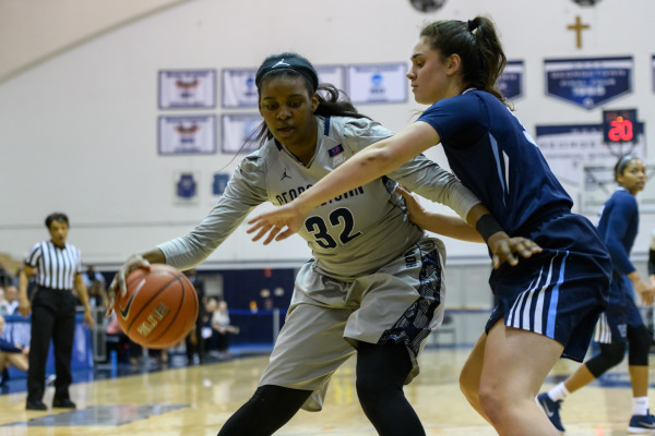 Women's basketball looks for third straight victory at Villanova