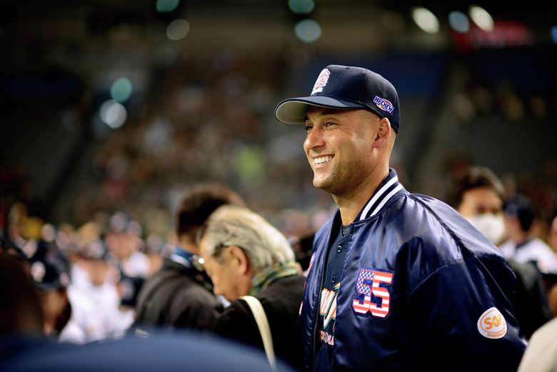 Jeter's New Job