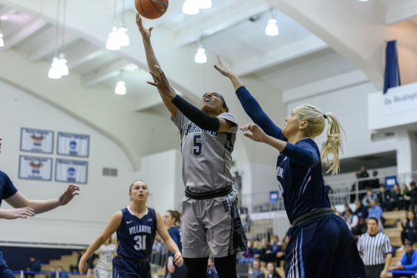 Third time's the charm?: Women's basketball faces Villanova in the Big East quarterfinals