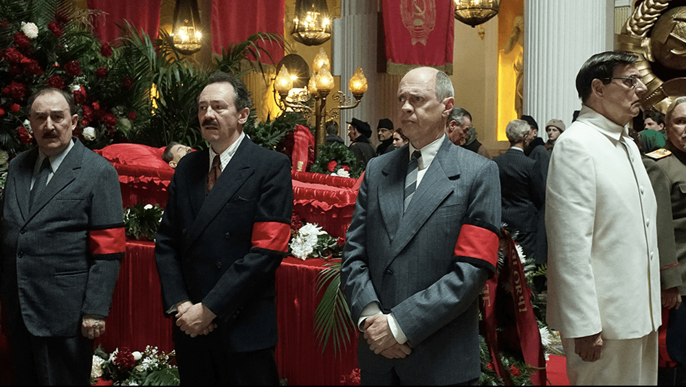 <i>The Death of Stalin</i> Is a Darkly Funny Portrait of Political Chaos
