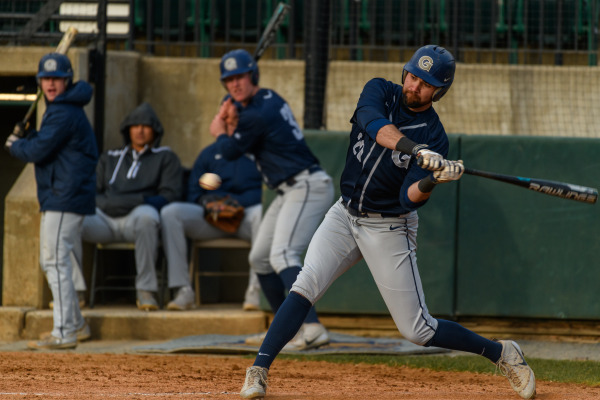 Baseball Swept by St. John's to End Hoyas Win Streak