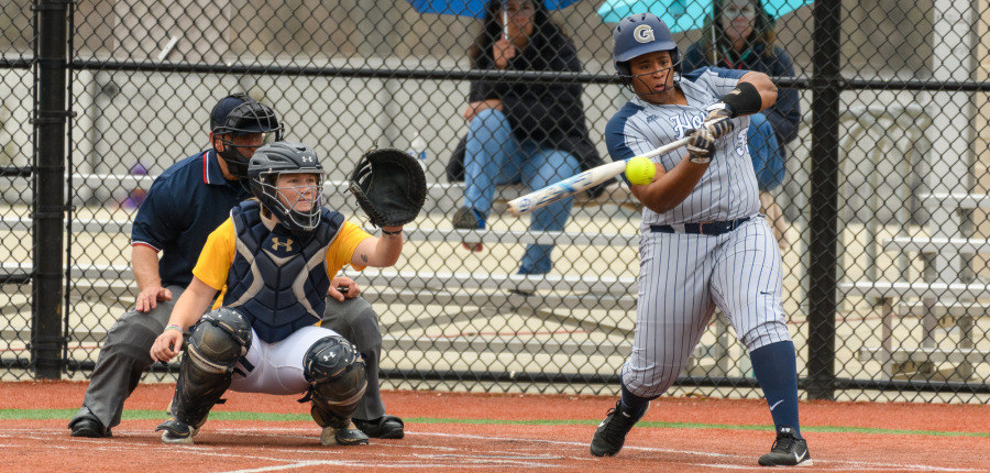 Softball struggles offensively at Villanova
