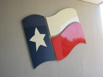 The Lonestar flag.