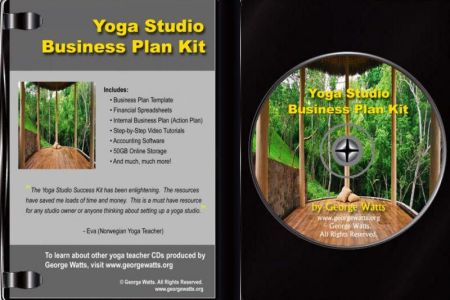 Pre filled Yoga Studio Business Plan   GeorgeWatts org Pre filled Yoga Studio Business Plan