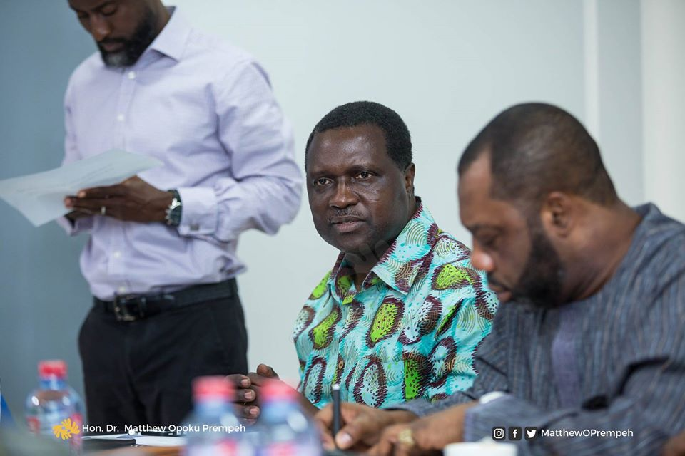 JHS, SHS duration has not changed - Adutwum clarifies