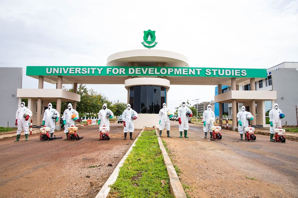 UDS reduces academic fees by 16% amid COVID-19
