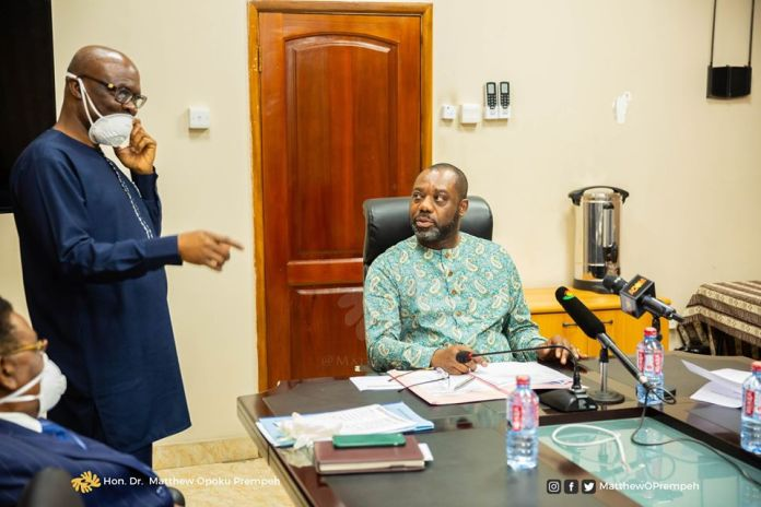 Education Minister discloses when Ghana schools will reopen