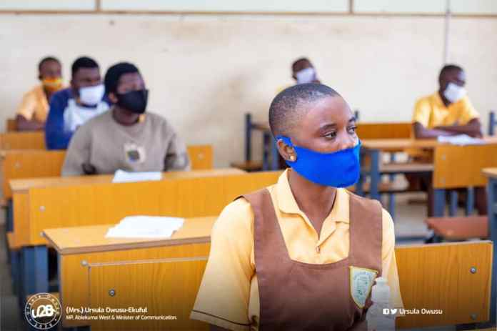 WAEC reveals when 2020 BECE results will be released