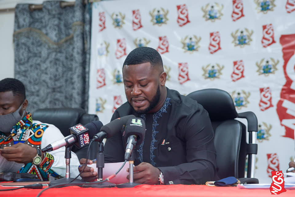 NUGS commends NPP for tuition-free tertiary education promise despite NDC's Fa ninyinaa policy