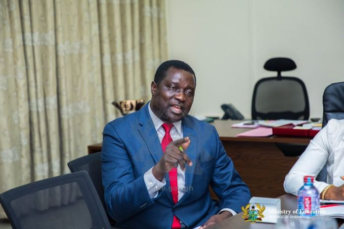 2020 Election: Education is on the ballot paper, vote wisely - Adutwum advises Ghanaians