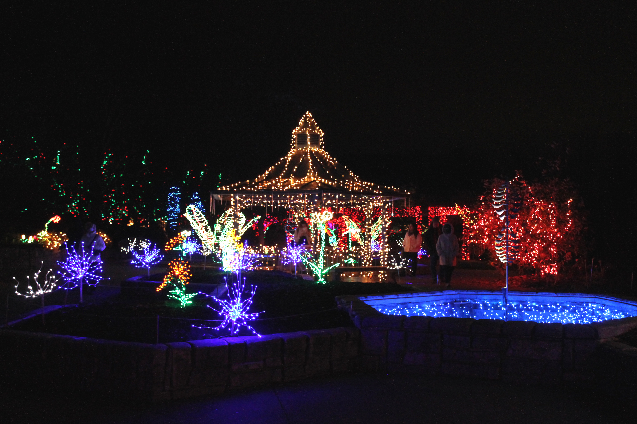 Brookside Gardens Lights