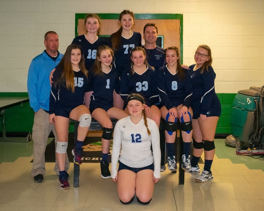Georgia Adrenaline Volleyball Club, Team 16-Chris during the 2019 season