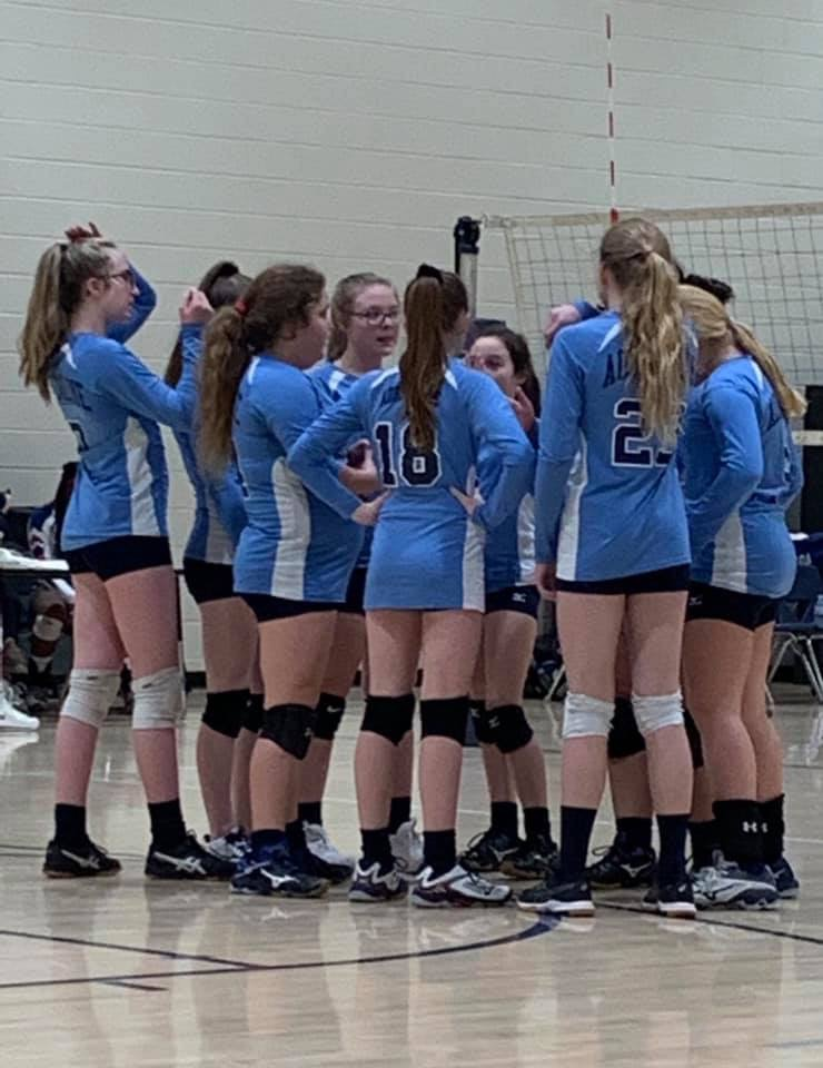 Georgia Adrenaline Volleyball Club, Team 24-Brooke during the 2019 season