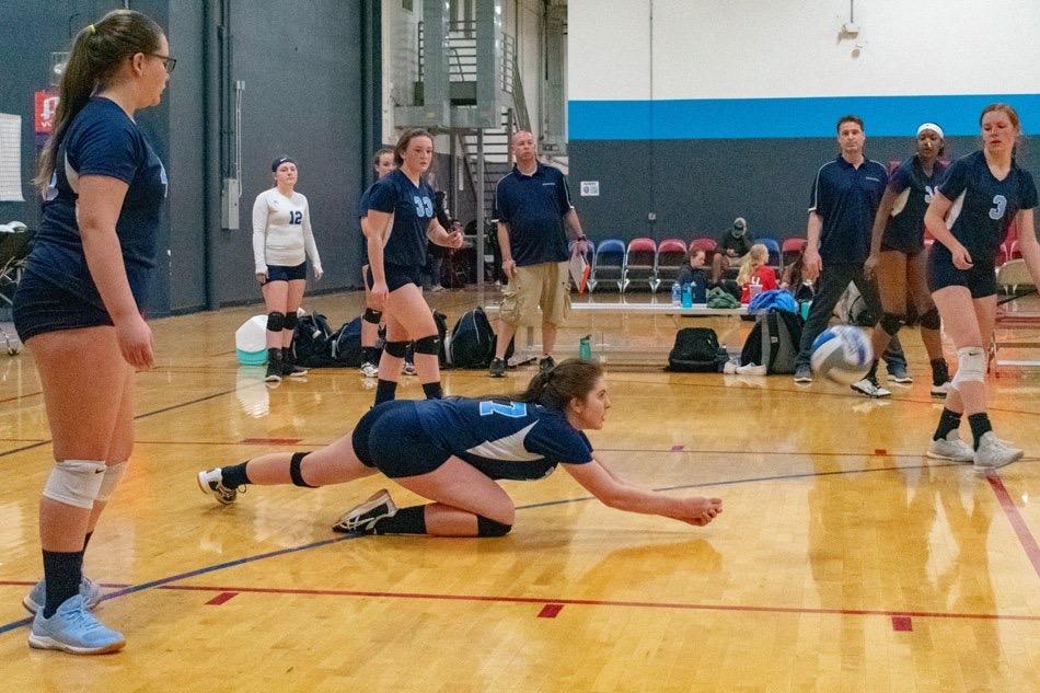 Georgia Adrenaline Volleyball Club, Team 16-Chris during the 2019 season