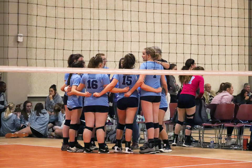 Georgia Adrenaline Volleyball Club, Team 15-Genia