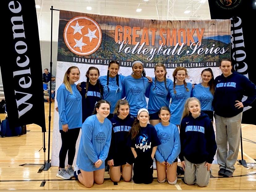 Georgia Adrenaline Volleyball Club, Team 14-Shelby
