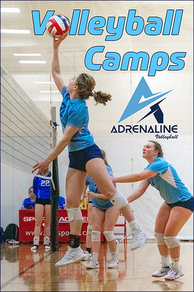 Volleyball Summer Camps hosted by Georgia Adrenaline Volleyball Club