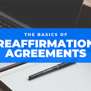 reaffirmation agreement laptops bankruptcy lawyers