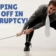 lien stripping bankruptcy atlanta lawyer man pulling loan chain
