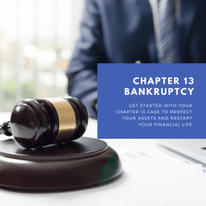 getting started to file chapter 13 bankruptcy with Atlanta bankruptcy lawyer