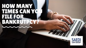 how many times you can file bankruptcy laptop bankruptcy lawyer