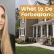 forbearance reduced