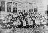 Photograph of School at Neese, Madison County, Georgia, 1919