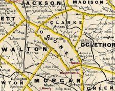 Oconee County 1885