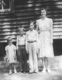Children of Lee and Ellie Whitfield