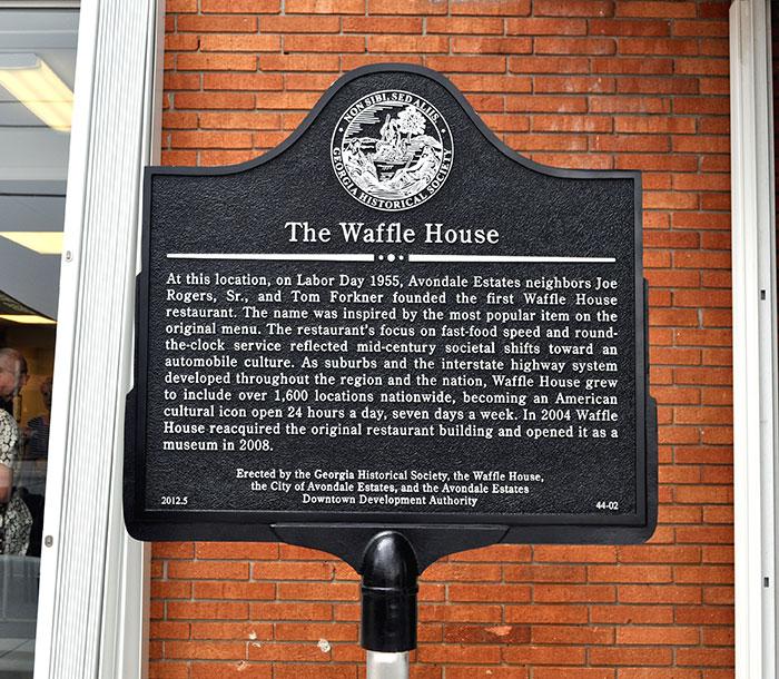 Ga House Savannah Waffle