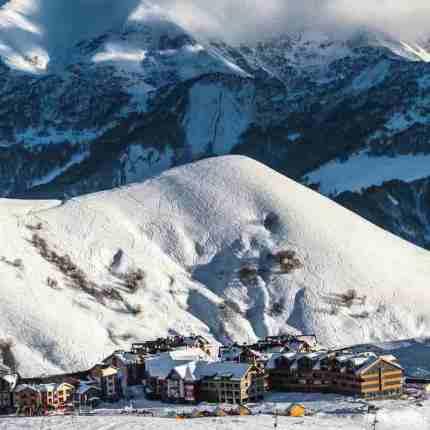 One day winter tour to Gudauri
