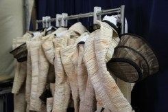 Bee keeper costumes at Cirque du Soleil