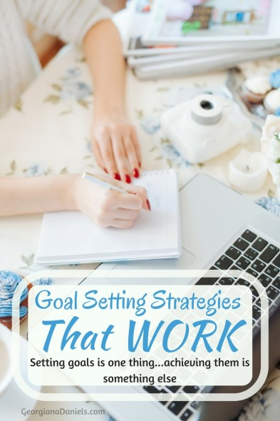 If you're intent on reaching your goals then you already know that it's one thing to set goals...and an entirely different thing to achieve them. Here are goal setting strategies that actually work. Start achieving your goals today!