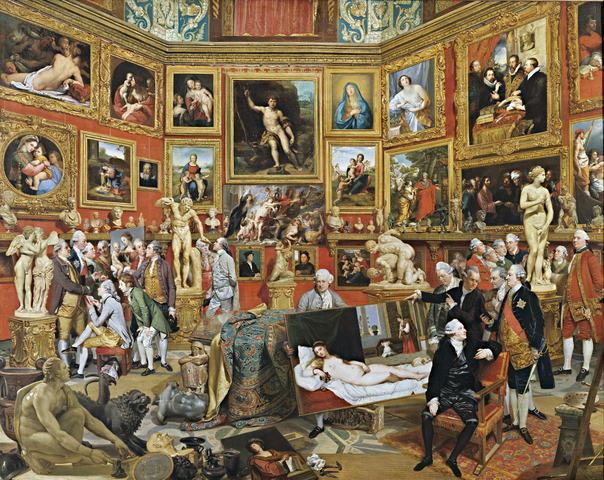 Johan Zoffany – questions about his life