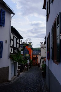 The Drosselgasse