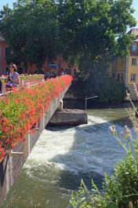 Another beautiful stone bridge over the Regnitz