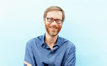 Stephen Merchant (Photo from Telegraph.com)