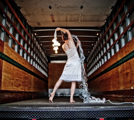 Elevate features a variety of performance art, including dance