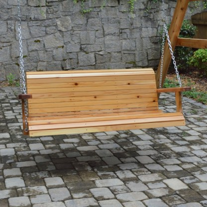 5 Ft Cedar Porch Swing