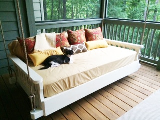 The Buckhead Bed Swing Atlanta GA