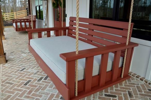 Twin-size Roswell Bed Swings
