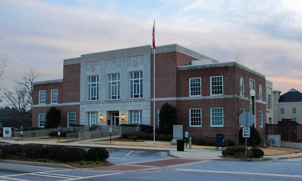 Oconee County Uncontested Divorce