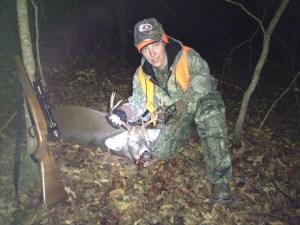 Amanda's deer!